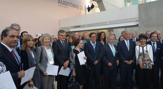 """Prémio """"Inovação e Criatividade"""" para museu Municipal de Ourém"""