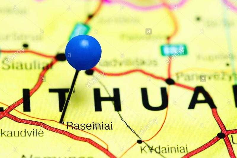 Ourém vai celebrar acordo de cooperação com Município de Raseinial (Lituânia)