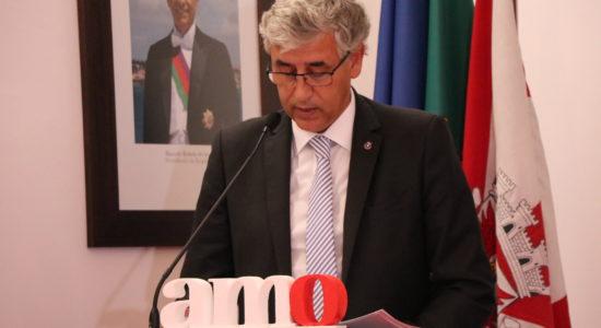 Discurso do Presidente da Câmara Municipal de Ourém na reunião da Assembleia Municipal de 28 de setembro