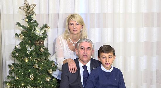A Presidência da Câmara Municipal de Ourém deseja-lhe Boas Festas