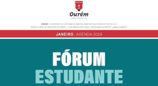 Agenda de Eventos – Janeiro 2019