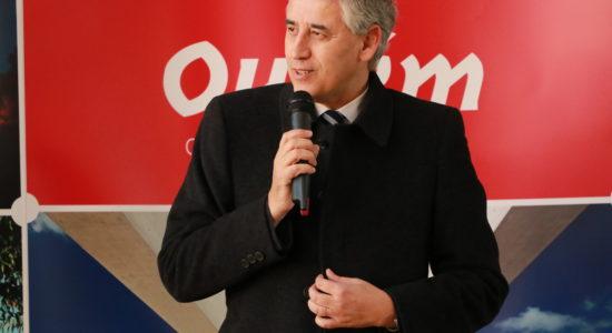 Presidente explica intervenção que está a condicionar o acesso a Ourém