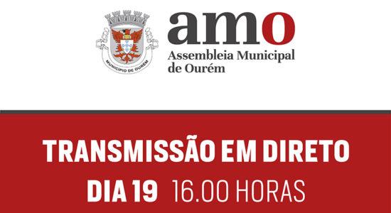 Assembleia Municipal de Ourém – Dia 19 de fevereiro