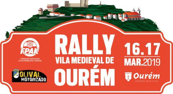 Rally Vila Medieval de Ourém 2019
