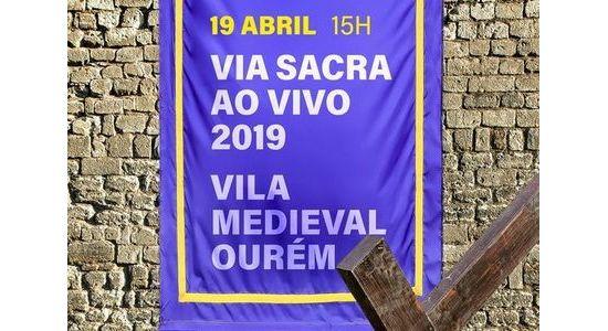 20º Aniversário da Via Sacra ao Vivo