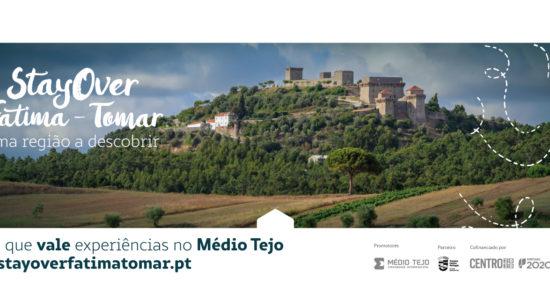 StayOver Fátima-Tomar