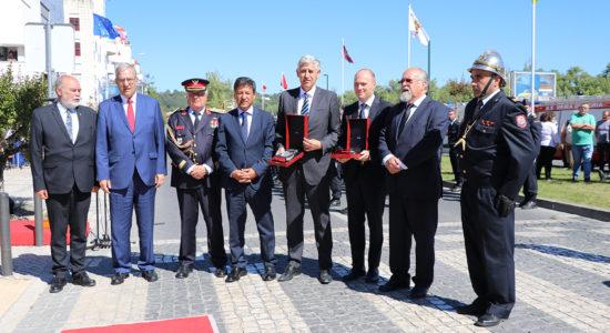 Câmara Municipal de Ourém distinguida com Menção Honrosa