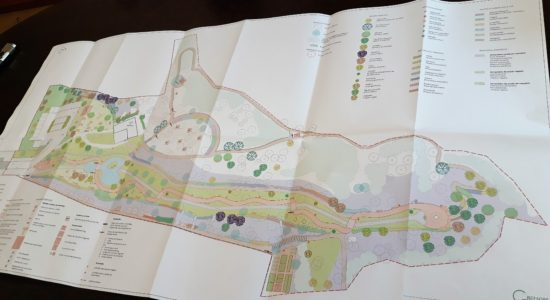 Mata Municipal de Ourém com projeto de arquitetura aprovado