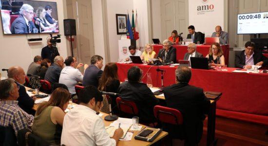 Comunicação do Presidente da Câmara à Assembleia Municipal – 24 de junho