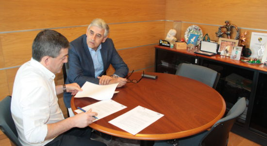 Município e CD Vilarense já assinaram o contrato-programa