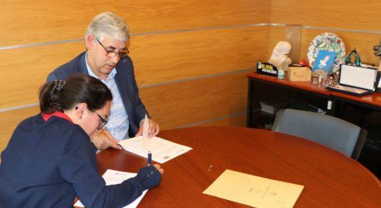 Já está assinado o protocolo de apoio à Casota Comunitária