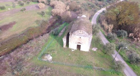 Capela de São Sebastião terá projeto de reabilitação
