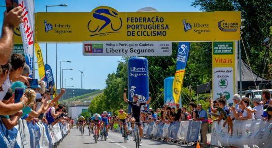 Ourém consagra vencedor da edição 2019 da Volta a Portugal de Cadetes