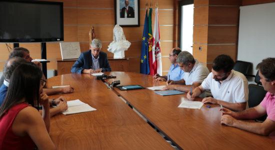 Projetos dos Centros de Saúde de Alburitel, Olival e Sobral consignados