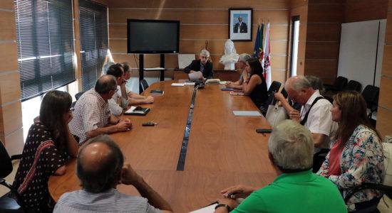 Município celebrou contratos de apoio às IPSS's para aquisição de viaturas