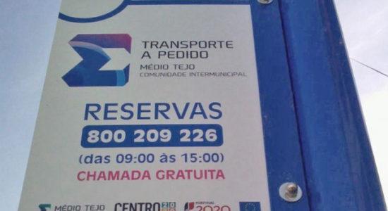 """Ourém promove alterações nas rotas do """"Transporte a Pedido"""""""