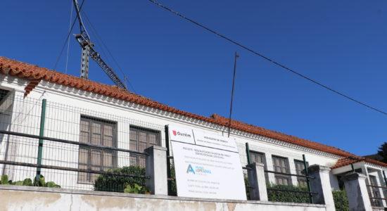 Arrancou a construção o novo Centro de Saúde do Olival