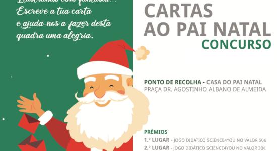 """""""Cartas ao Pai Natal"""" – Normativo do Concurso"""