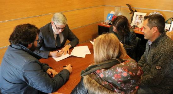 Ampliação e Remodelação de conduta e ramais de água em Vale Porto