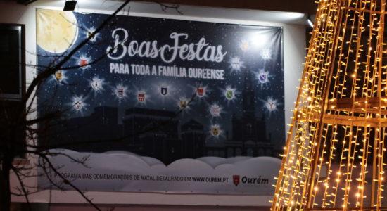 É Natal em Ourém!