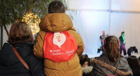 Natal em Ourém para as crianças do Concelho