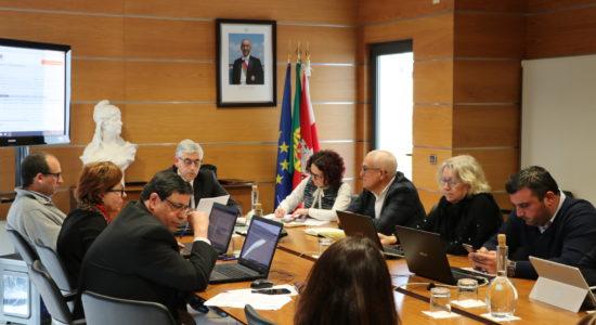 """""""Reunião na Secretaria de Estado da Saúde"""" – Declaração do Presidente"""