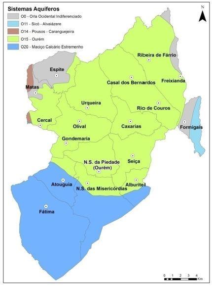 Sistema Aquífero de Ourém