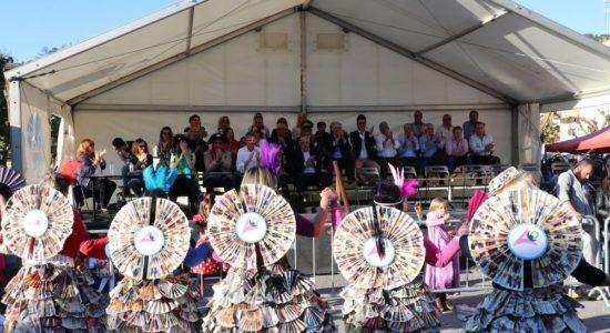 Milhares em festa com o regresso do Carnaval em Ourém