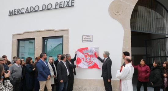 Inauguração do Movo Mercado do Peixe – Vila de Freixianda em Festa