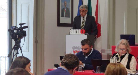 Intervenção do Presidente da Câmara Municipal na AMO de 29 de fevereiro