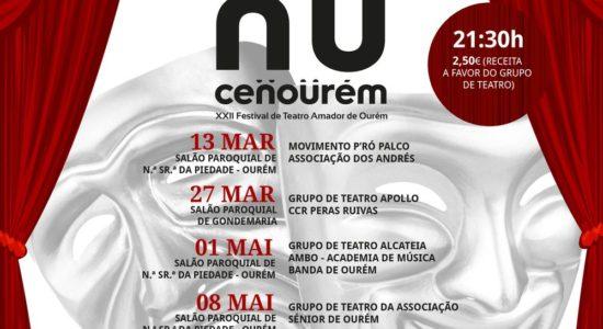 Agenda de Eventos – Março de 2020