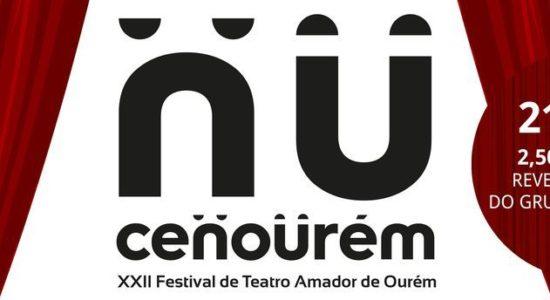 Festival de teatro amador CENOURÉM entre março e maio em Ourém