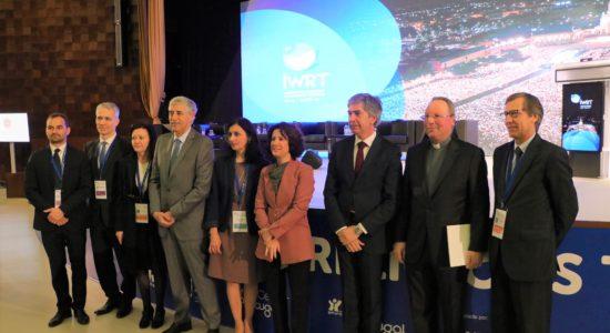 Arranque dos VIII Workshops Internacionais de Turismo Religioso
