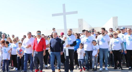 Município e Grupo de Atletismo de Fátima reeditam Caminhada Pela Paz