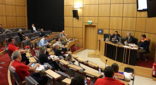 Serviço Municipal de Proteção Civil apresenta Plano de Operações