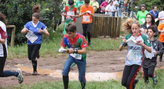 Ourém recebe mais de duas centenas de jovens em prova de orientação