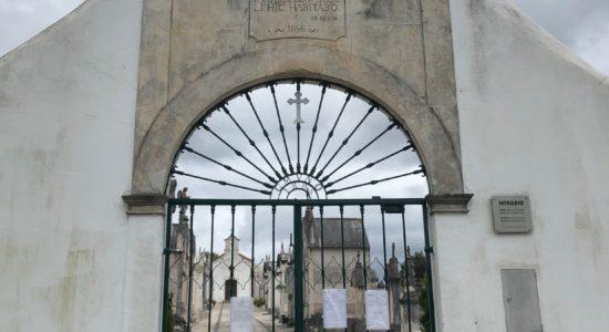 Cemitério Municipal com Regras Específicas entre 30/10 e 2/11