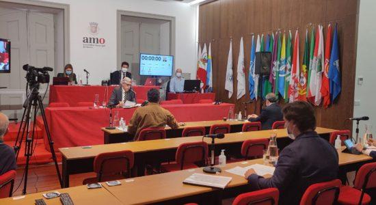 AMO viabilizou requalificação de acessos rodoviários estruturantes para o concelho