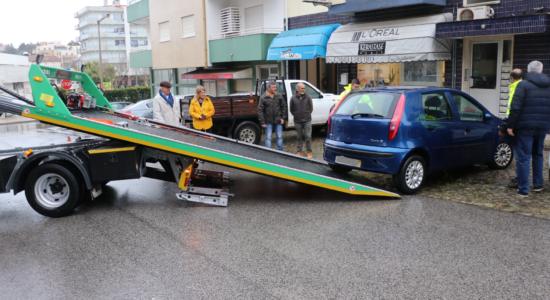 Diário da República consagra Regulamento de Remoção de Veículos Abandonados