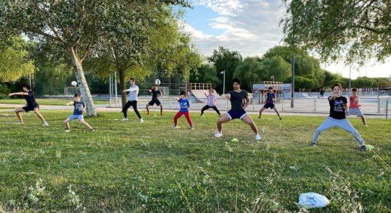 Ourém Está Ativo – Município promove exercício com ginásios e associações