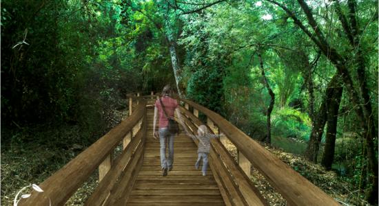 Câmara aprova novo projeto do passadiço do Agroal