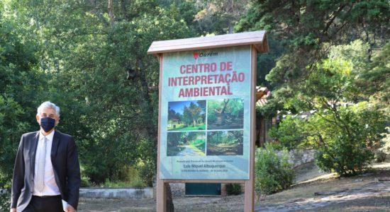 Centro de interpretação ambiental de Ourém reaberto ao público