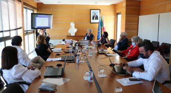 Reunião da Câmara Municipal de Ourém – 15 de junho