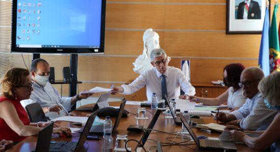 Reunião da Câmara Municipal – Declarações de 29 de junho
