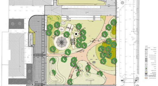 """""""Projeto do novo jardim dará sinal claro de modernidade em Ourém"""""""