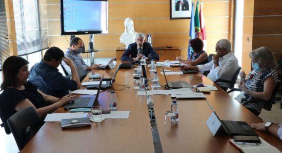 Reunião da Câmara Municipal – 6 de Julho