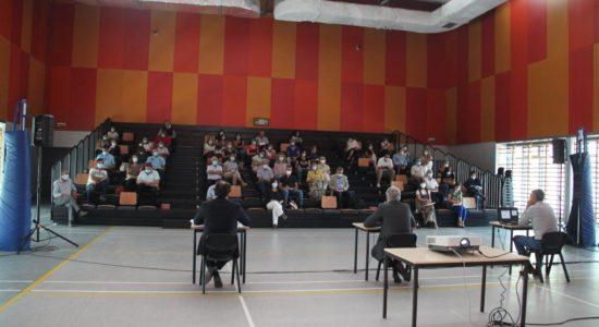 Conselho Local de Ação Social de Ourém reuniu em plenário