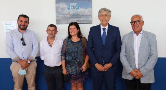 Vilarense apresentou novo relvado sintético em dia de aniversário