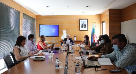 Reunião da Câmara – 3 de Agosto