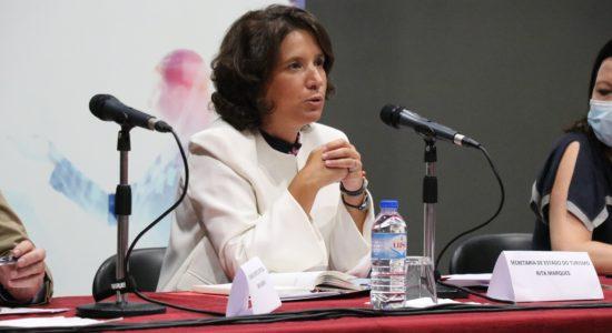 Secretária de Estado do Turismo reuniu com empresários do setor em Fátima